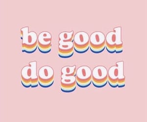 aesthetic, rainbow, and spruch image