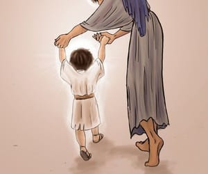enfant, faith, and god image