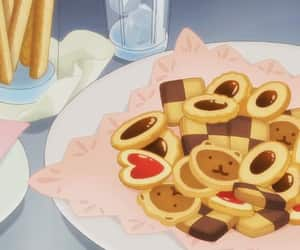 anime, Cookies, and kawaii image
