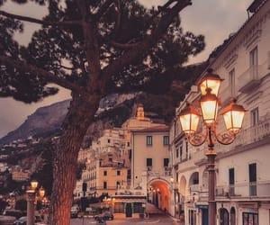 aesthetic, Amalfi, and architecture image
