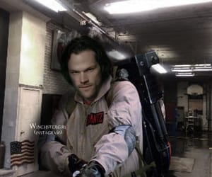 Ghostbusters, sam winchester, and supernatural image