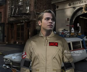 Ghostbusters and jack kline image