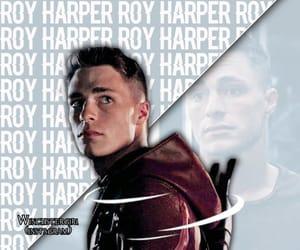 Arsenal, roy harper, and colton hayne image