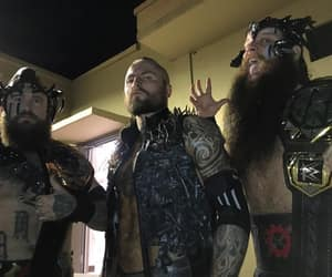 war machine, wwe, and todd smith image