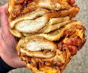 Chicken, tasty, and delicious image