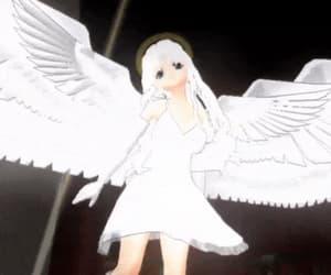 angel, cute, and anime image