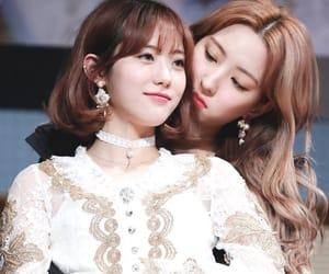 kpop, eunseo, and luda image