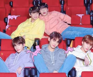 debut, txt, and rookie image