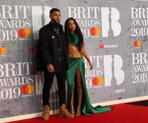 couple, singer, and brits awards image