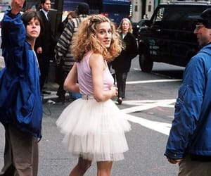 Carrie Bradshaw, sarah jessica parker, and sex and the city image
