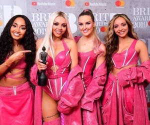 award, jesy nelson, and pink image
