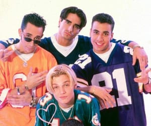 90s, aj mclean, and howie d image