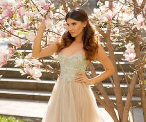 a-line prom dress, prom dress long, and custom made prom dress image