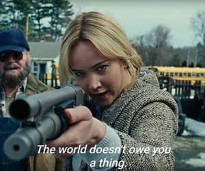 boss, inspiration, and Jennifer Lawrence image