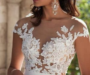 unique prom dress, prom dress lace, and lace black prom dress image