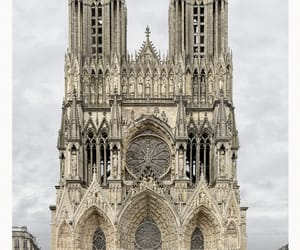 france and reims cathedral image