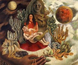 artist, Diego Rivera, and frida kahlo image