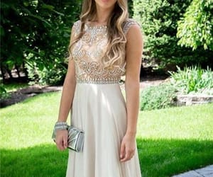 prom dress, modest prom dresses, and cheap prom dresses image