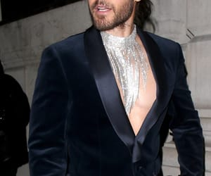 jared leto, 30 second to mars, and brit awards image