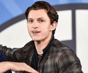 spiderman, tom holland, and infinity war image
