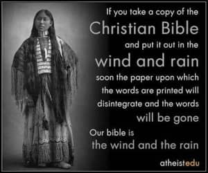 our bible is the wind and our bible is the rain image