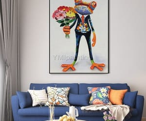 etsy, wall art, and modernart image