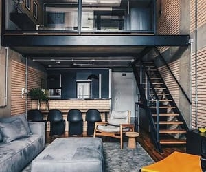 home, inspiration, and loft image