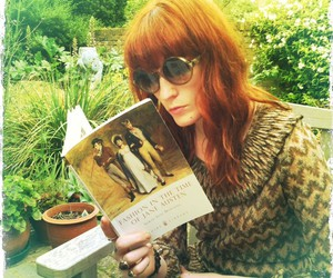fashion, florence welch, and jane austen image