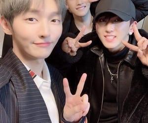 Chan, kpop, and stray kids image