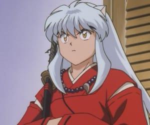 anime, inuyasha, and inuyasha aesthetic image