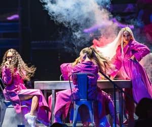 celebrity, performance, and jesy nelson image
