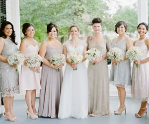 bridesmaid, dresses, and Sydney image