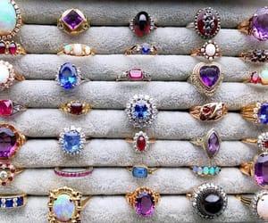 blue, fashion, and jewellery image