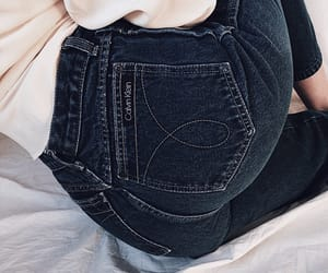 Calvin Klein, jeans, and clothes image