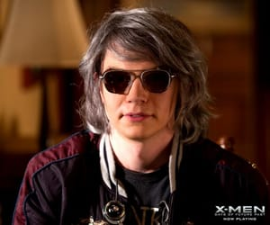 actor, Marvel, and quicksilver image