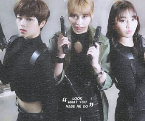 edit, police, and twice image
