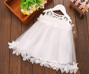 fashion, popreal, and toddler long skirts image