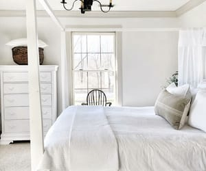 bedroom, country living, and decor image