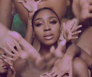 beauty, black girl, and bgm image