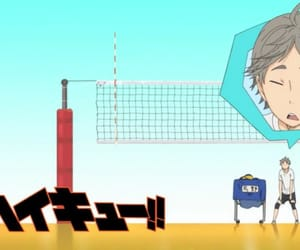 anime, anime boy, and koushi sugawara image
