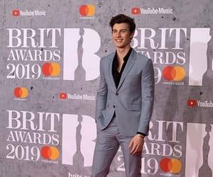 shawn mendes, brits, and awards image