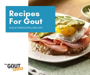 recipes for gout image