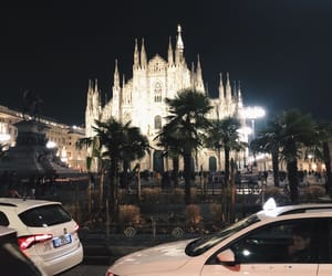 architecture, milan, and italy image