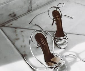 marble, shoes, and silver image