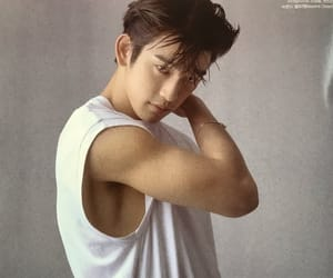 jinyoung, Allure, and got7 image