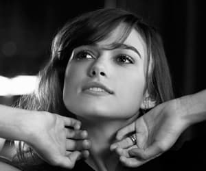 girl, keira knightley, and pretty image