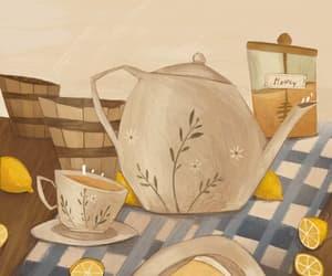 animation, children's illustration, and cozy image