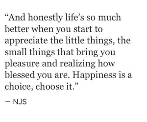 choice, life, and little things image