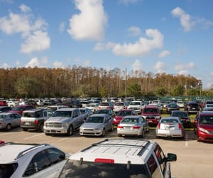mco airport parking image