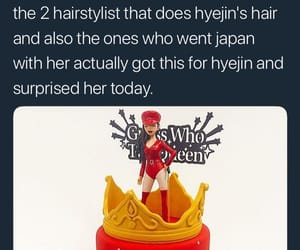 cake, hairstylist, and japan image